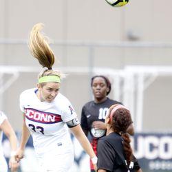Houston Cougars vs UConn Women's Soccer