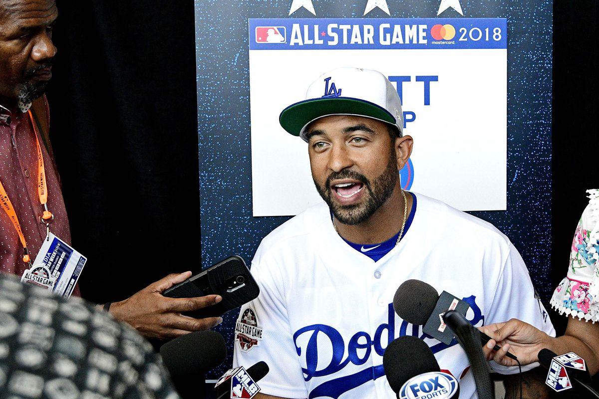 Dodgers All-Star profile 2018  Matt Kemp - True Blue LA d8ed816b656