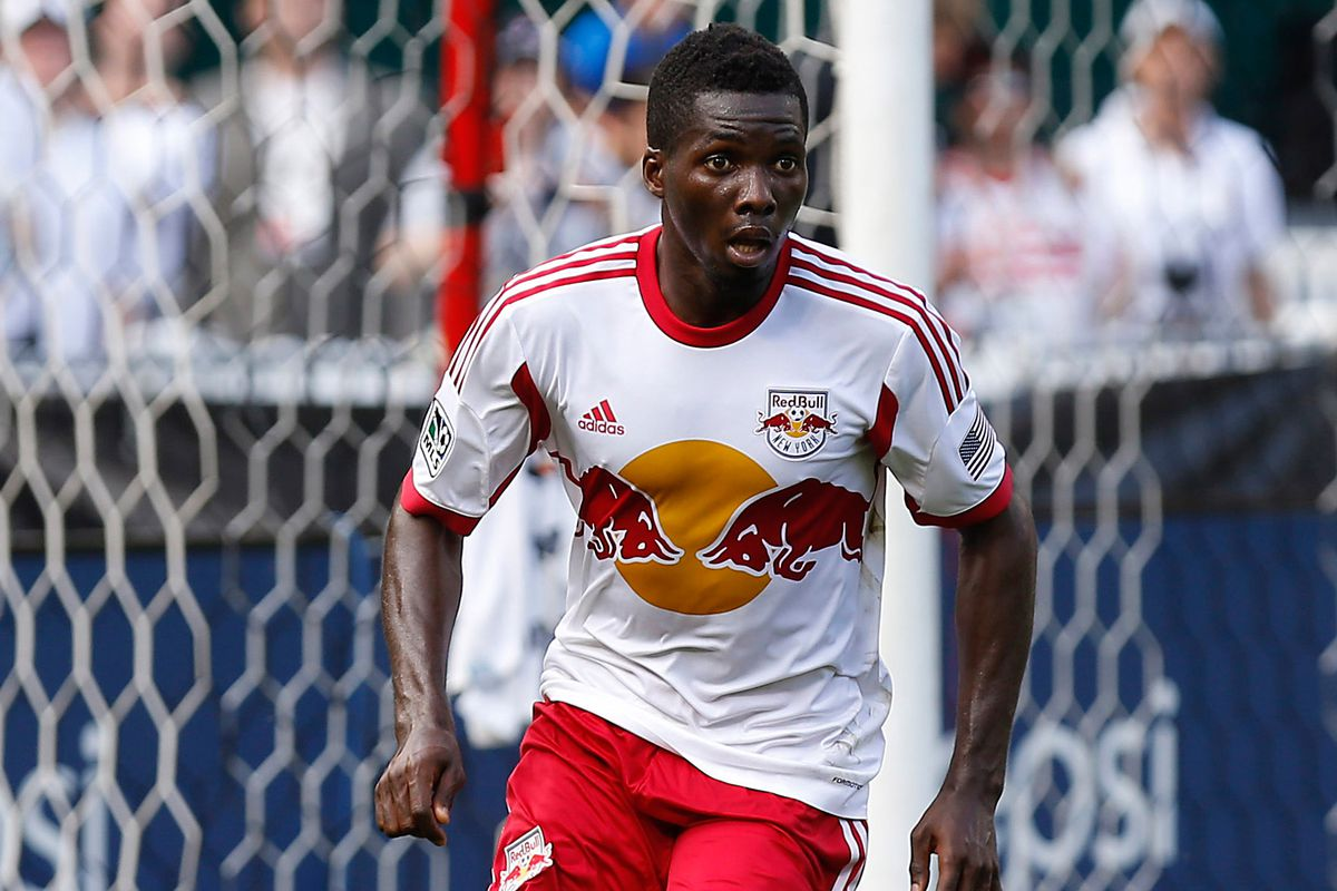 It was all so simple when Oyongo was a Red Bull