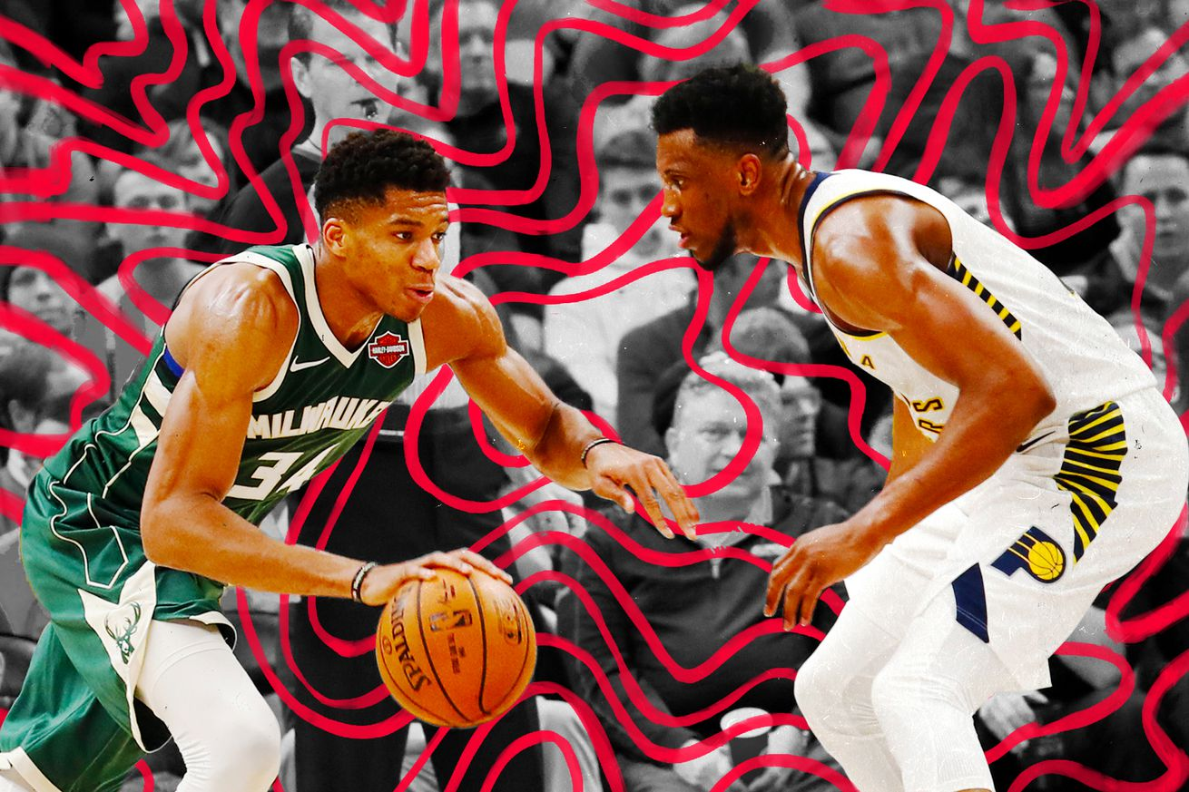 How to stop Giannis  1 .0 - How to stop Giannis Antetokounmpo, according to the NBA player who's tried it most