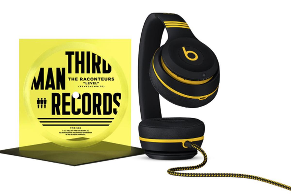 Beats By Dre Third Man Records headphones