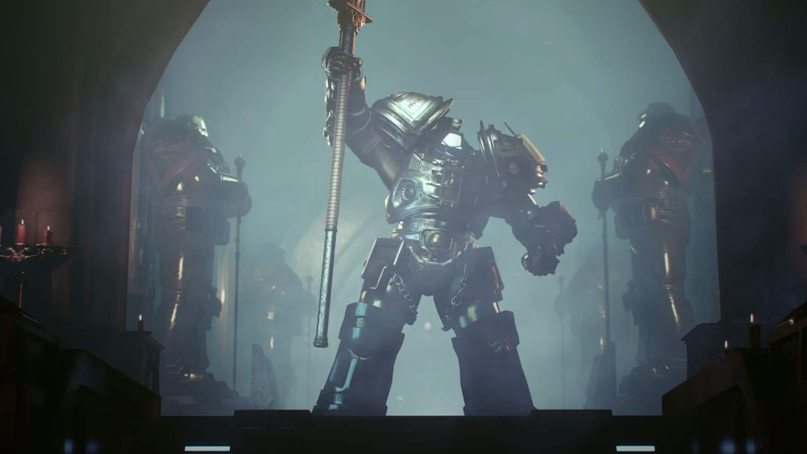 warhammer 40k fan film the lord inquisitor gets new teaser