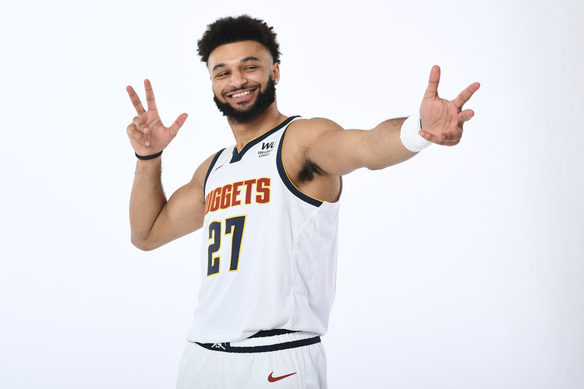 2020-2021 Denver Nuggets Content Day