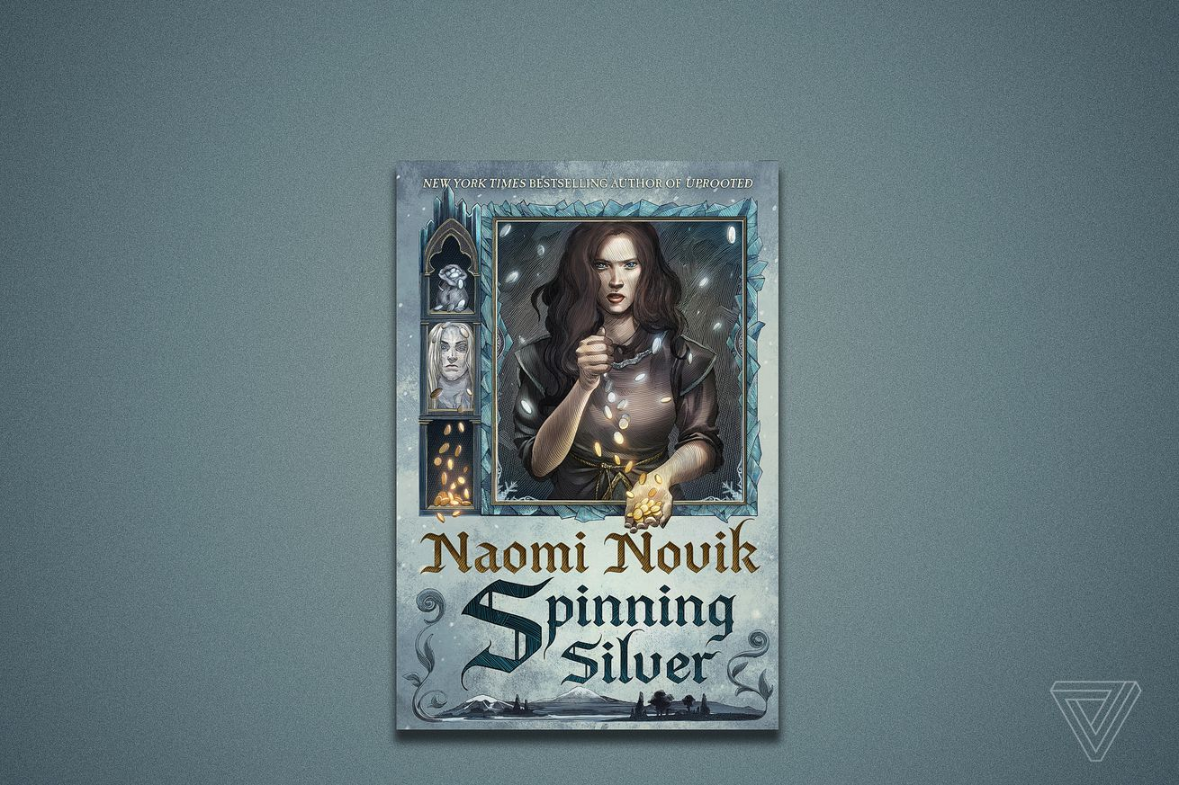 with spinning silver naomi novik cements her status as one of the great ya fantasy authors