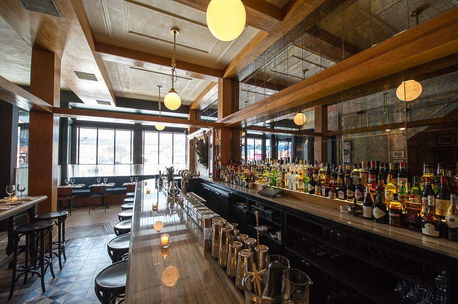 Mark Barrett New York Restaurant