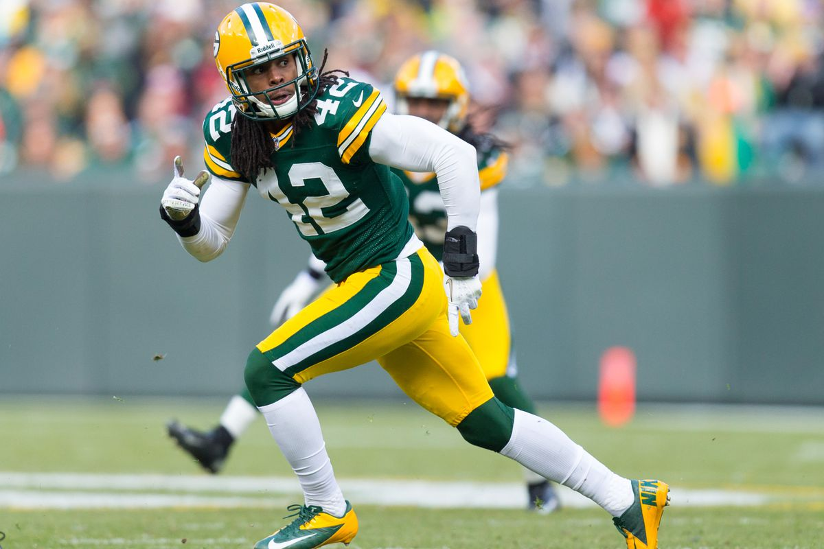 Packers Sign Morgan Burnett to 4 year Contract Extension Acme