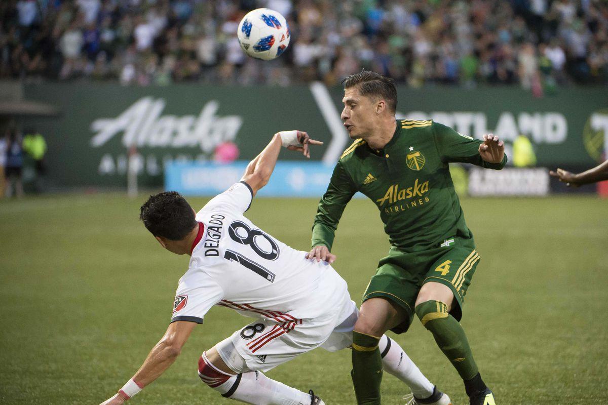 MLS: Toronto FC at Portland Timbers
