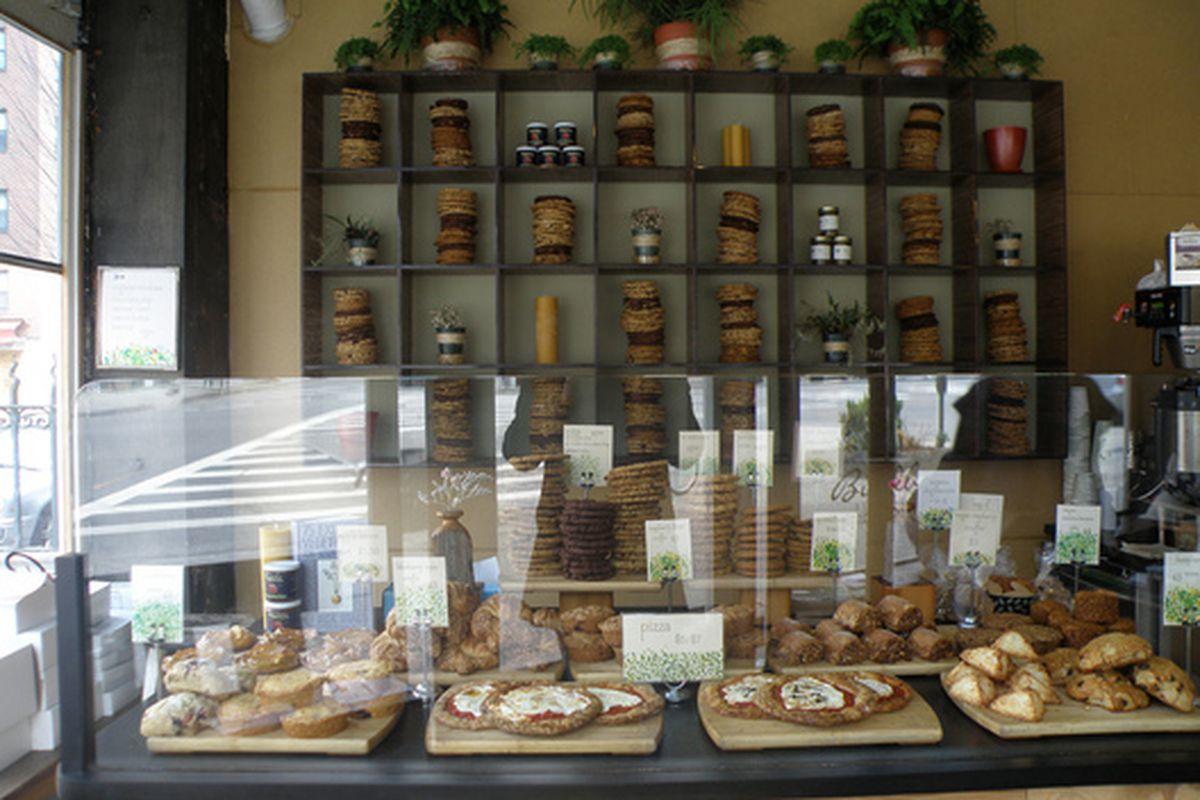 Birdbath's West Village bakery.