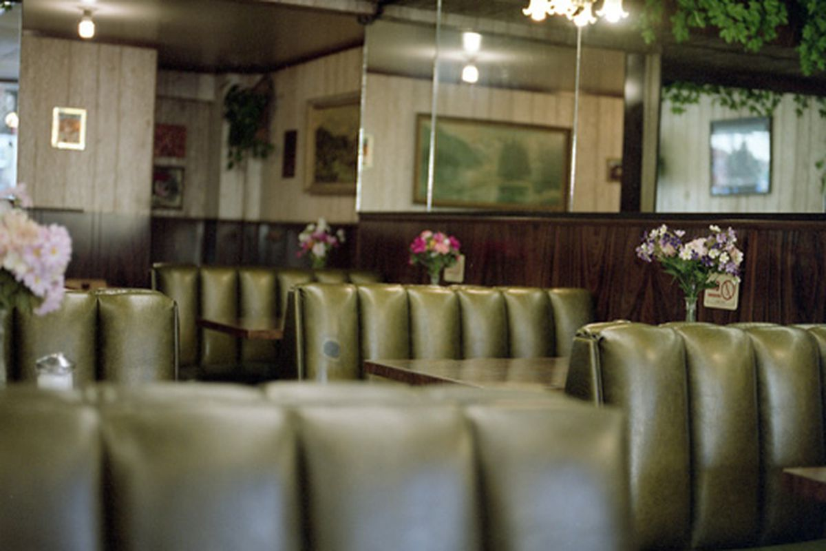 Chick & Coop: the restaurant that time forgot.