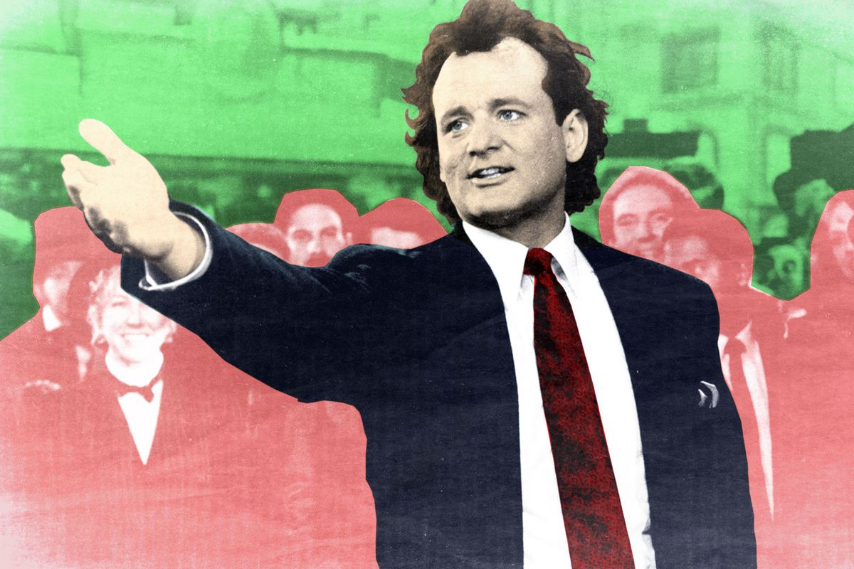 Scrooged\' Is Still the Perfect Christmas Movie 30 Years Later - The ...