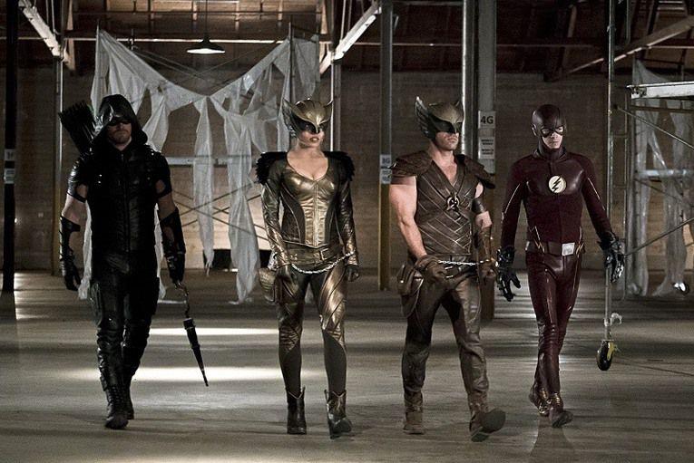 Arrow Legends of Tomorrow