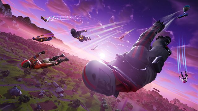 Fortnite patch v9.10 introduces Hot Spots for highly aggressive players
