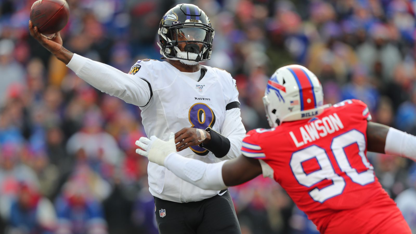 Opinion: Why I would re-sign Shaq Lawson if I were the Buffalo ...