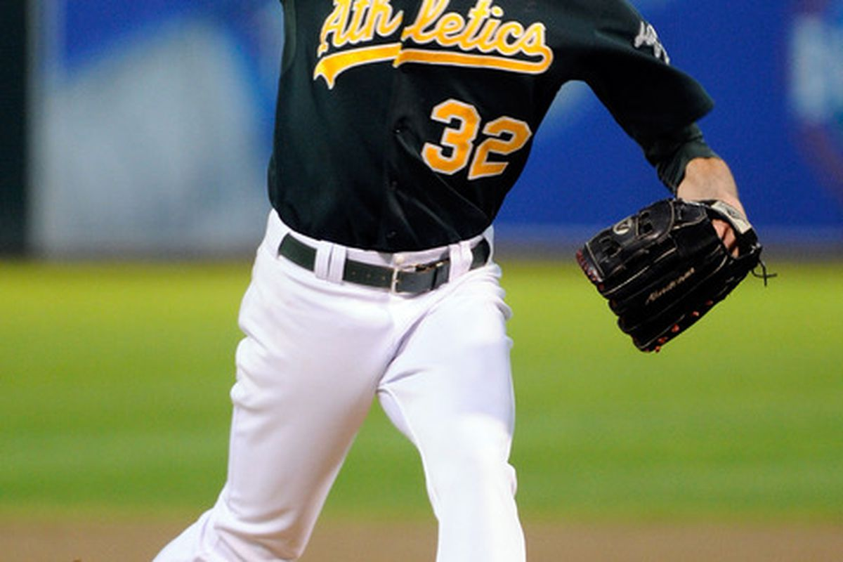 Brandon McCarthy, the author of Oakland's last defense independent perfect game.