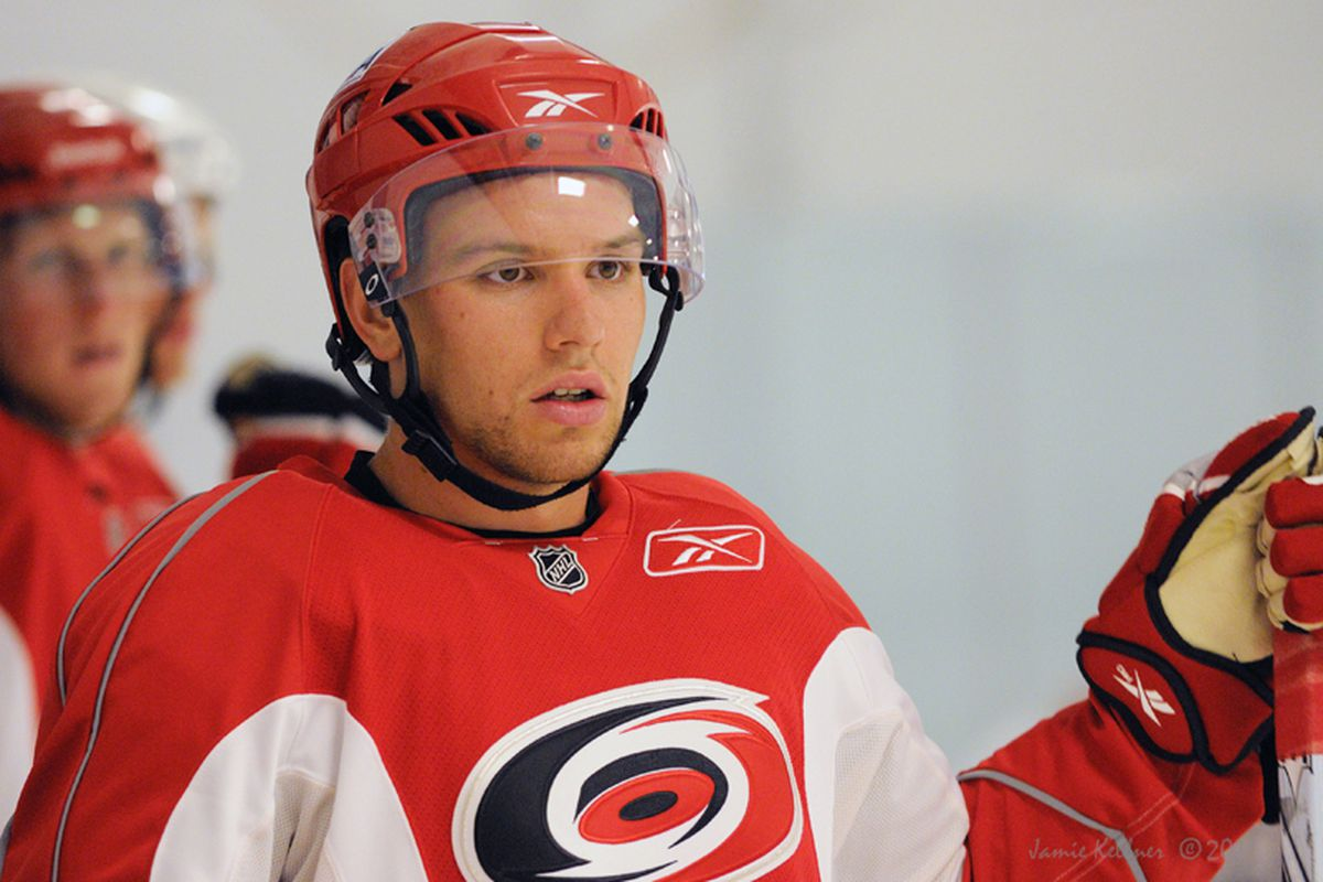 Zach Boychuk, who has played parts of five seasons in the NHL, has 20 points in 85 career games with Carolina, Pittsburgh and Nashville.