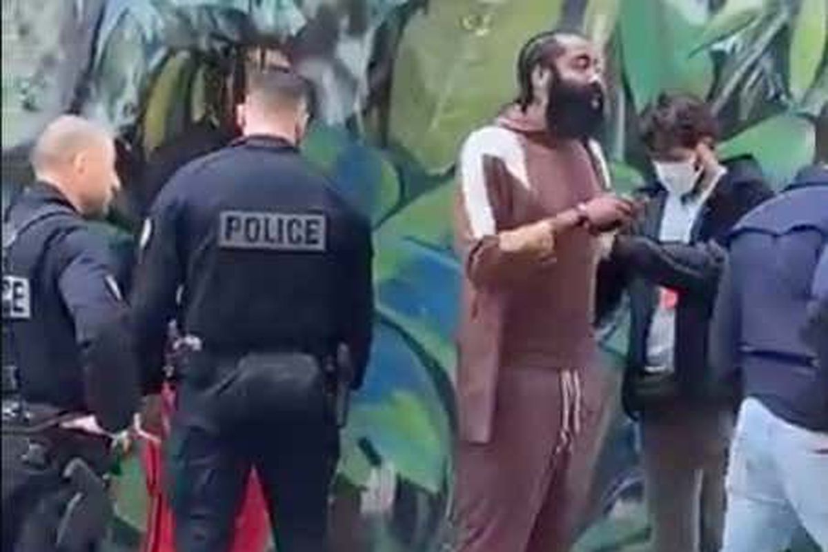 James Harden and Lil Baby Detained by Police in Paris for Possessing Cannabis, Released