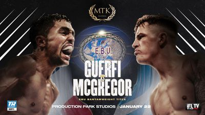 MTK Global 5 - Preview: Garcia-Campbell and the best fights on tap for January