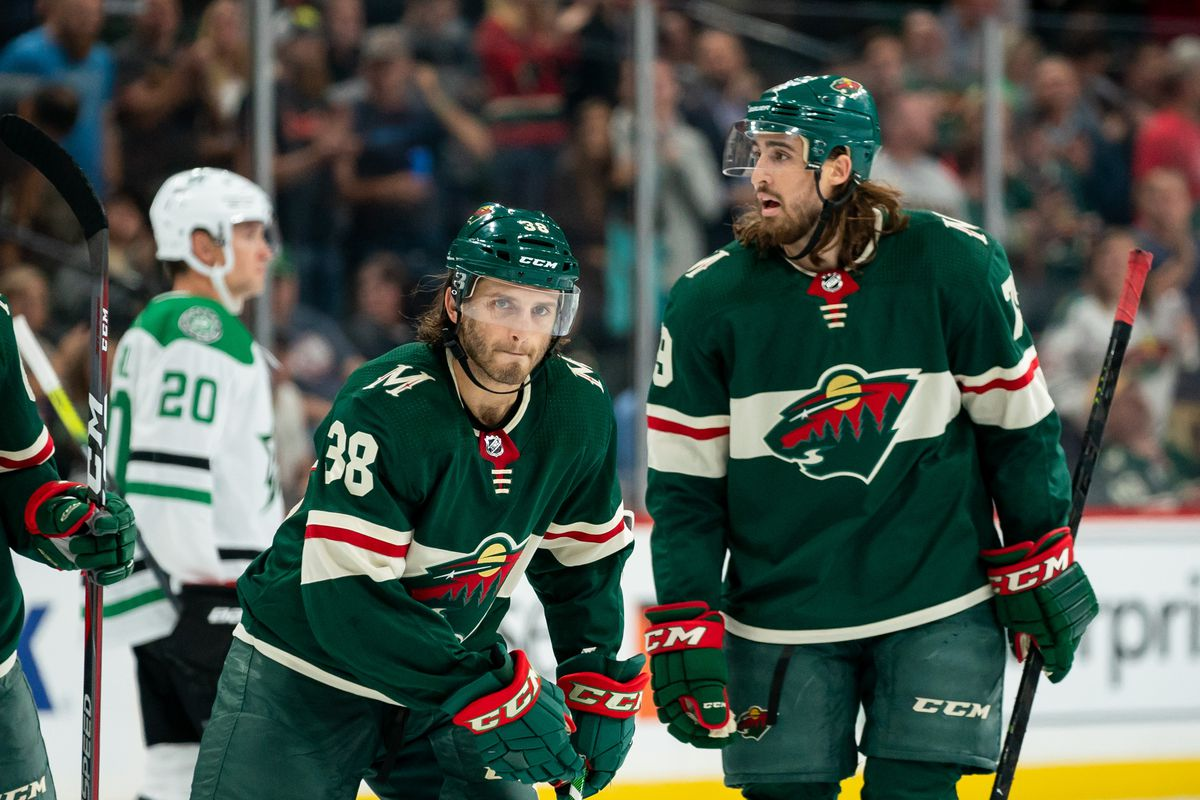 Wilderness Walk: We stan Ryan Hartman