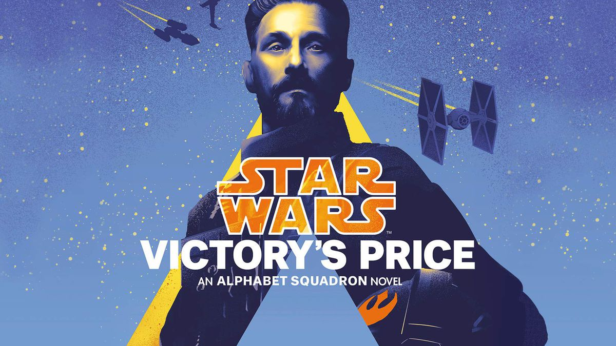 Star Wars: Victory's Price: An Alphabet Squadron Novel book cover