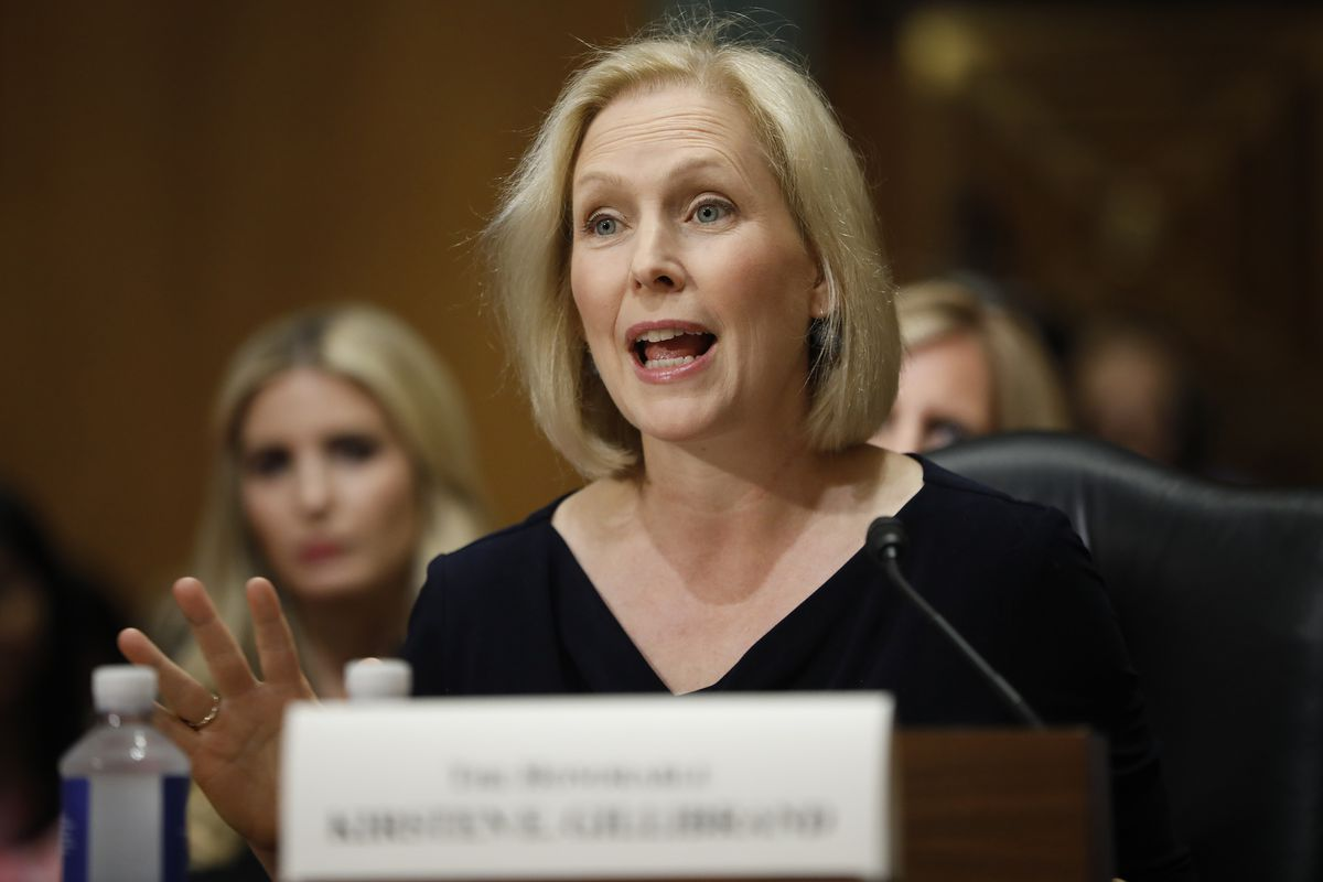 Sens. Joni Ernst, Kirsten Gillibrand Attend Hearing On Paid Family Leave