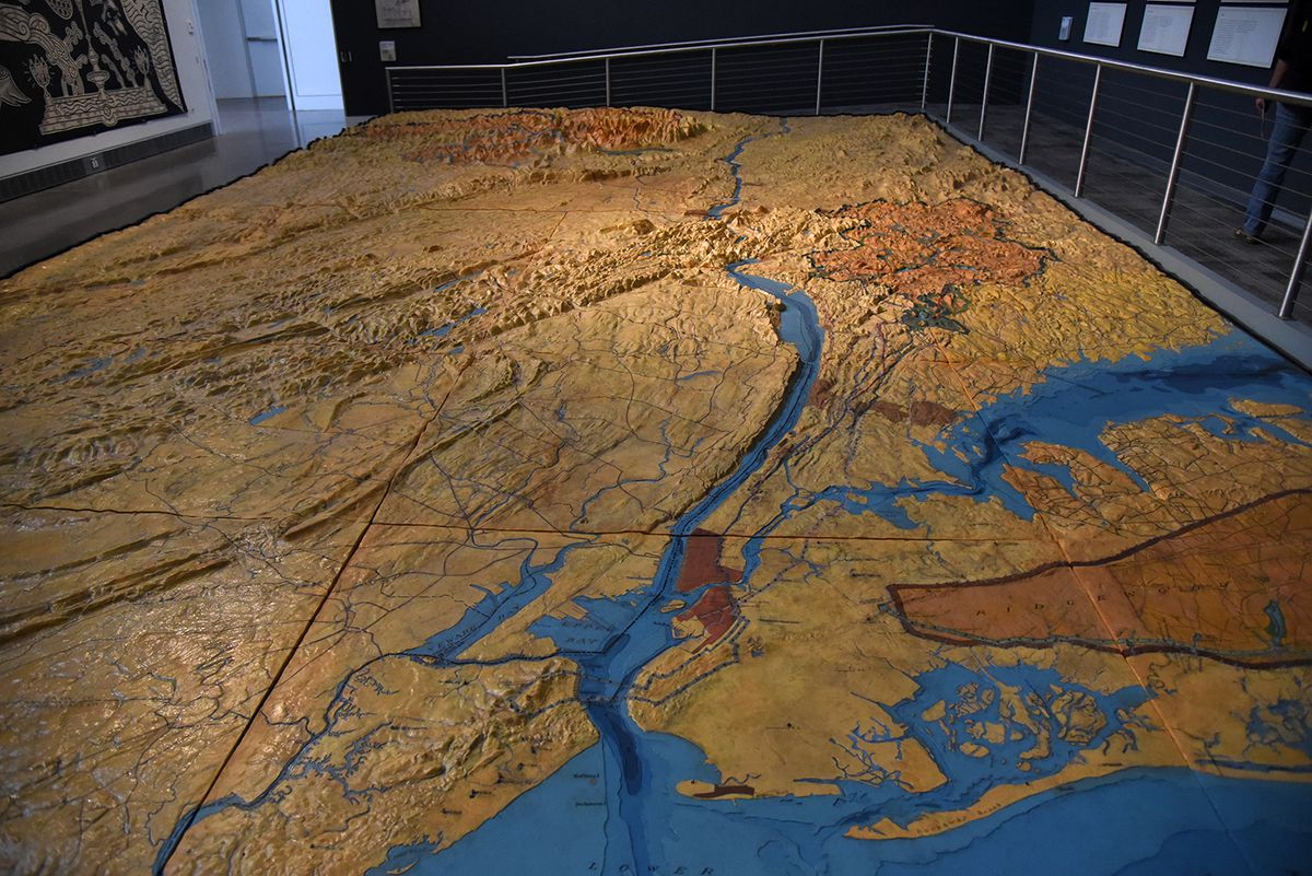 Solnits Subway Map Video.Infinite Upon Infinite New York City In Maps Curbed Ny