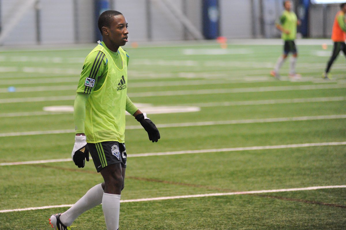 Cordell Cato (Photo by Chris Coulter/SoundersPhotos.com)