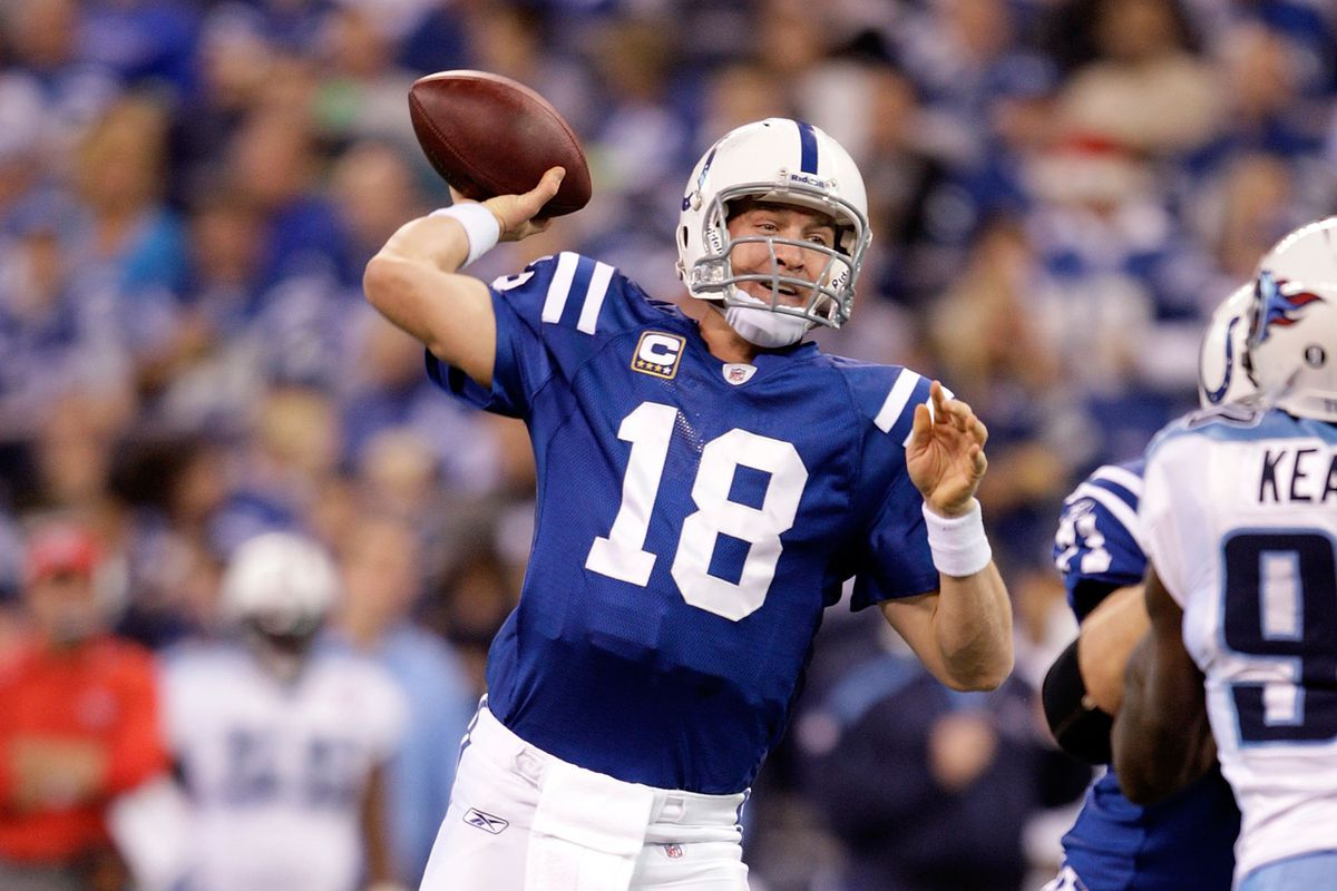 Colts Legend Peyton Manning Was Quot Pretty Close Quot To Signing
