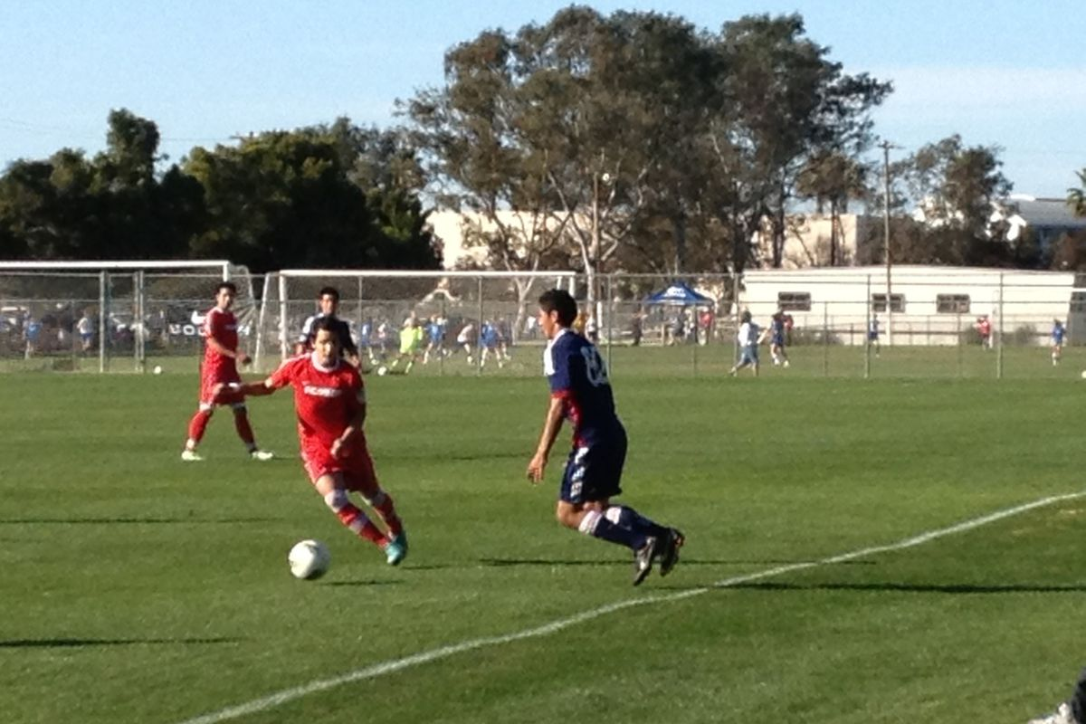 I promise one day we'll have newer Chivas USA Academy pictures.