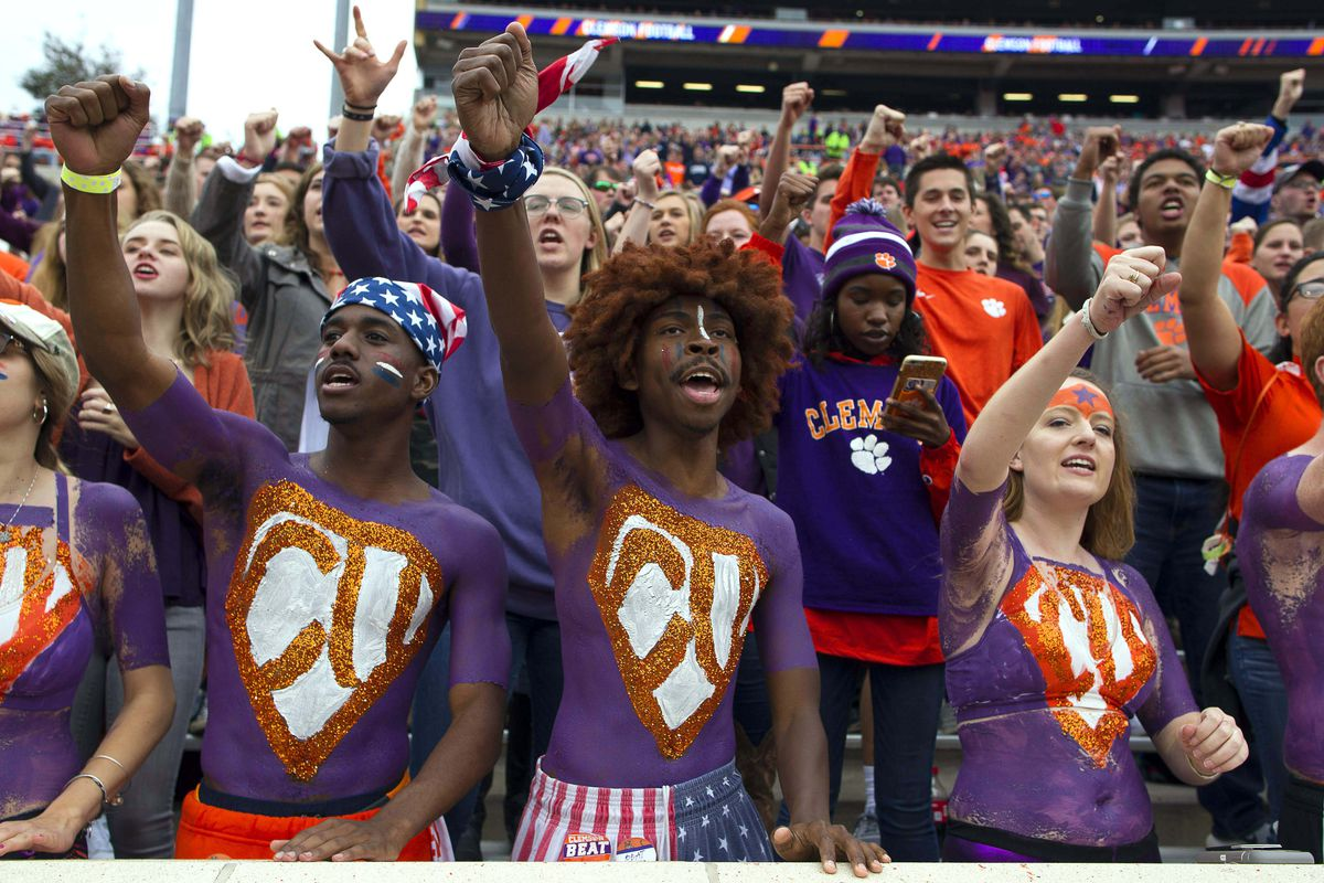 NCAA Football: The Citadel at Clemson