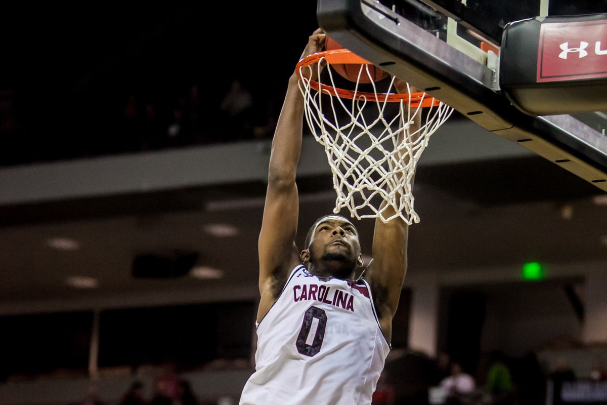 Sindarius Thornwell and the young Gamecock team take to the road to face off against top-rated Oklahoma State.