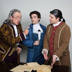 """CenterPoint Theatre's """"1776"""" will play from June 16 to July 15."""