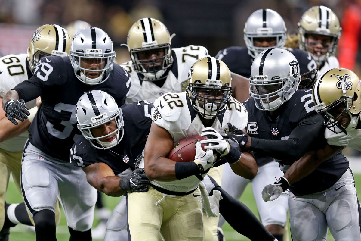 Is Mark Ingram in line for a big fantasy line this week?