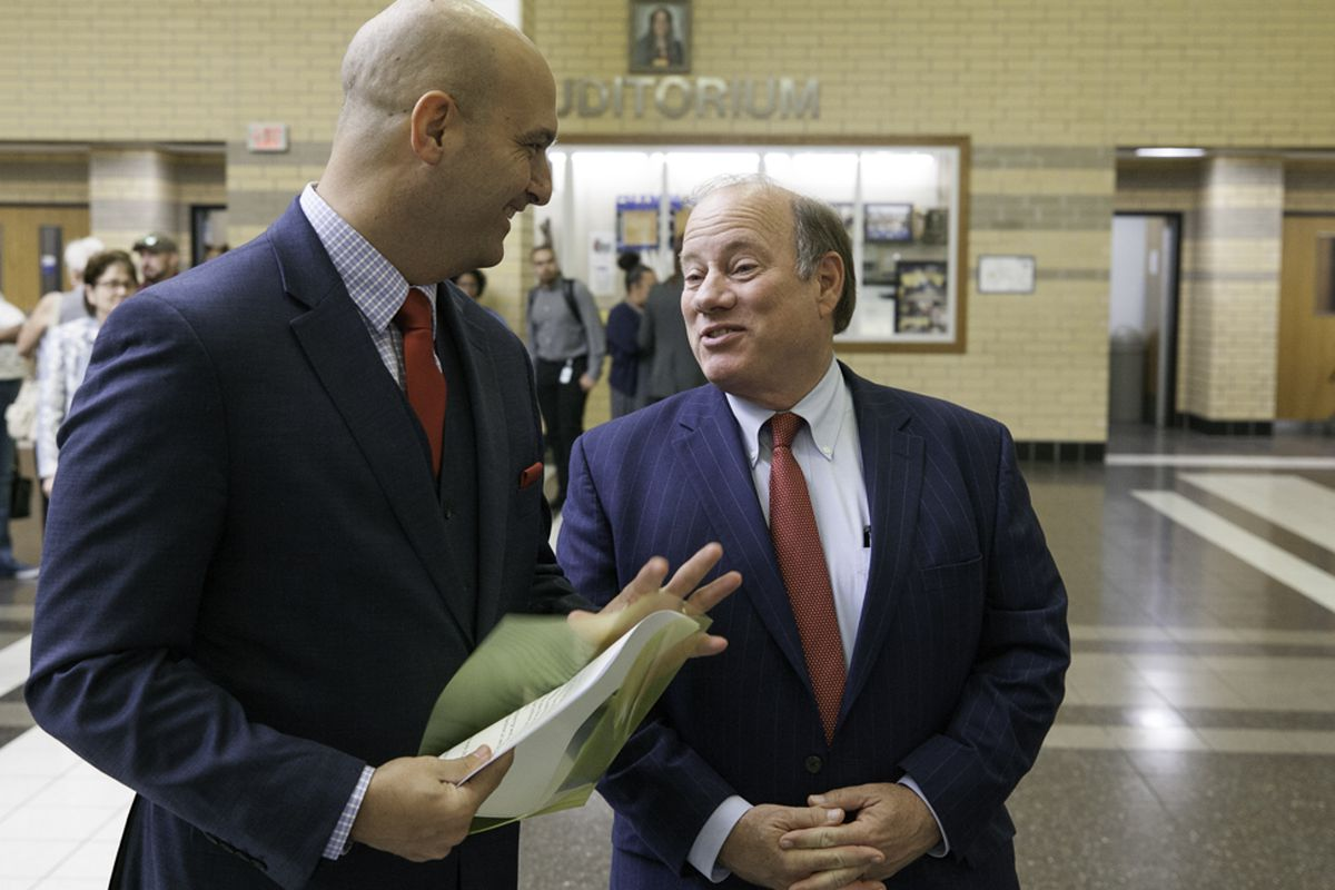 Mayor Mike Duggan plans to appoint Superintendent Nikolai Vitti to a commission that will focus on issues facing students in district and charter schools.