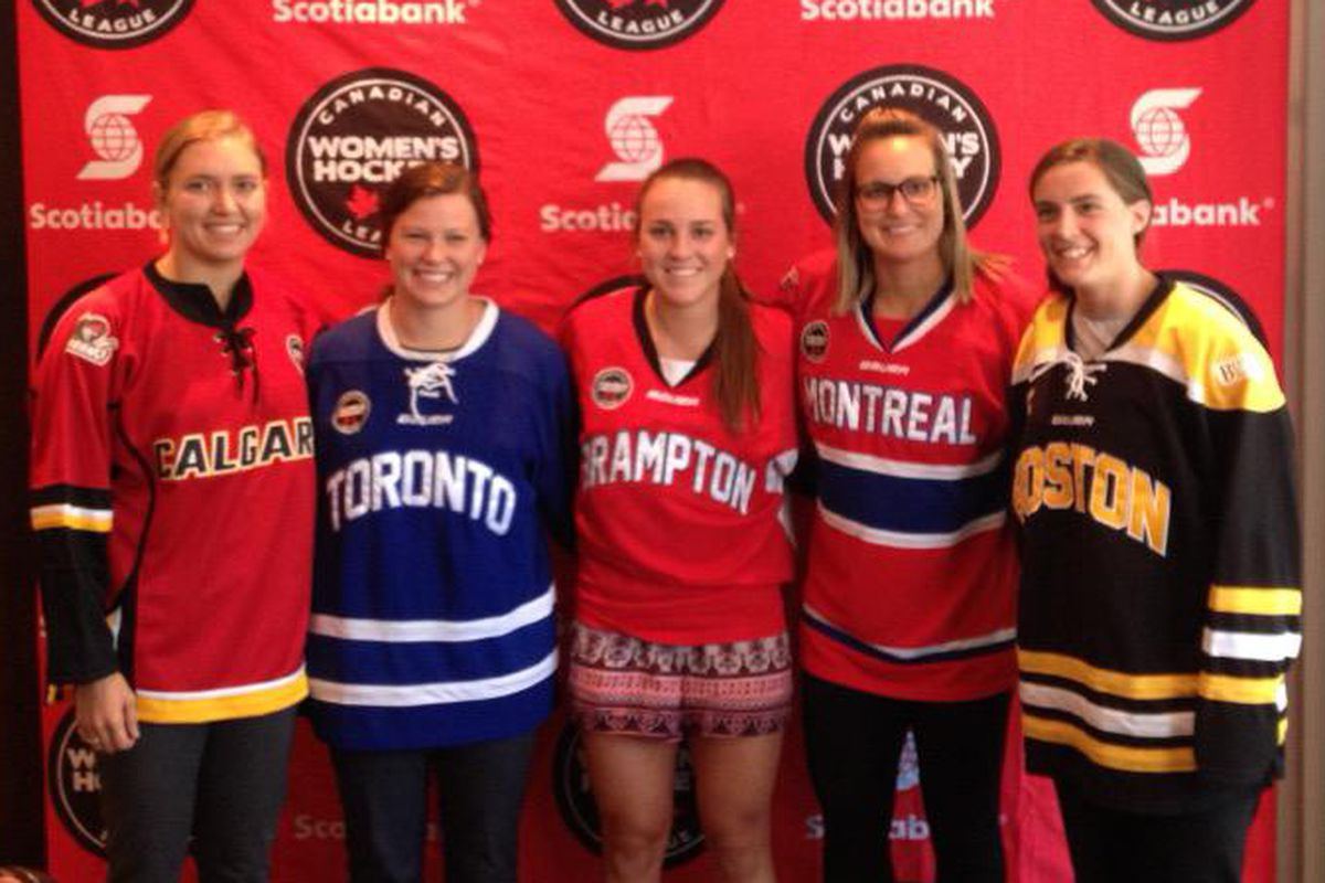 2015 CWHL Player Entry Draft  Results of all 12 rounds - Eyes On The ... 3eac1cd76d