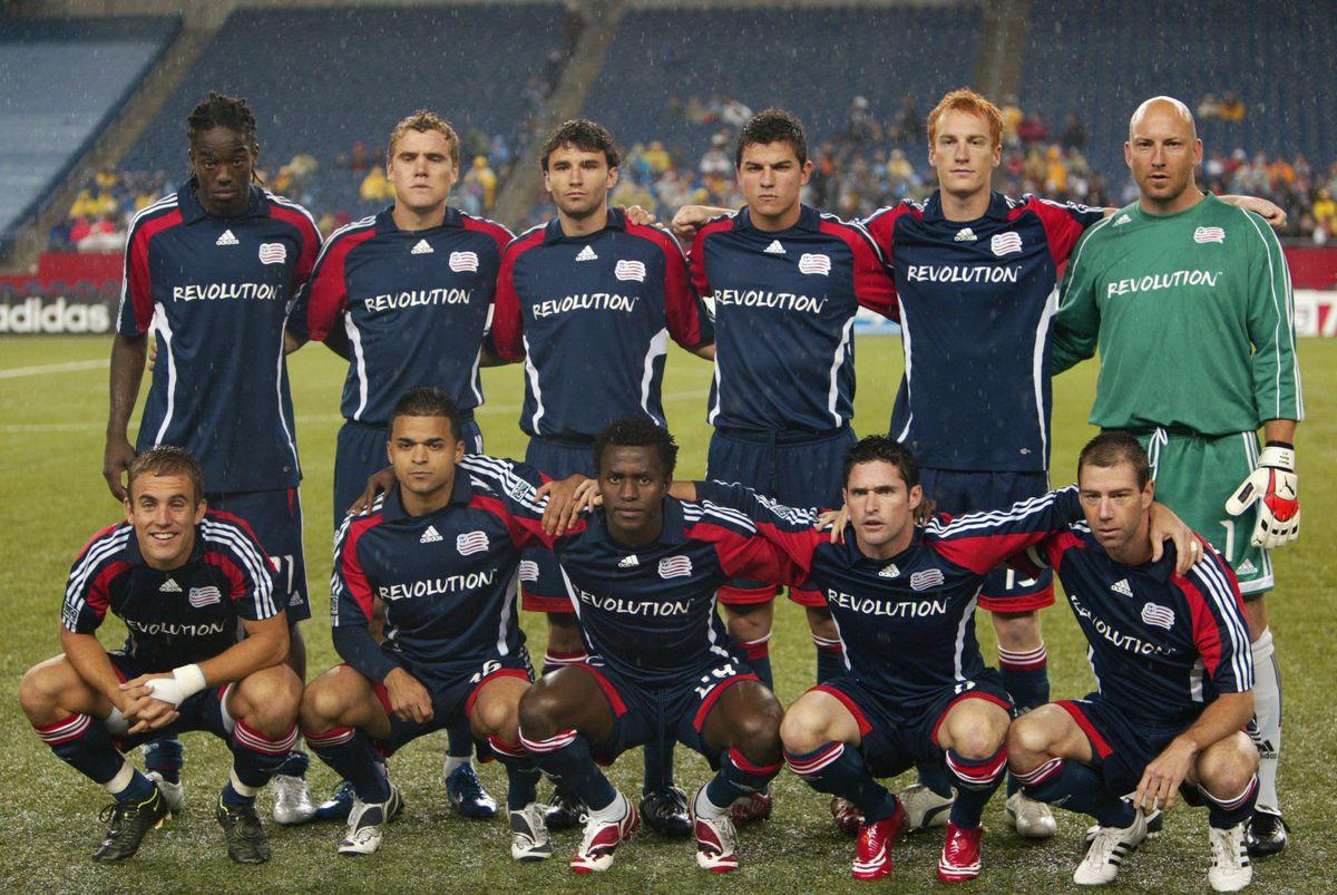 Soccer -MLS - Crew vs. Revolution