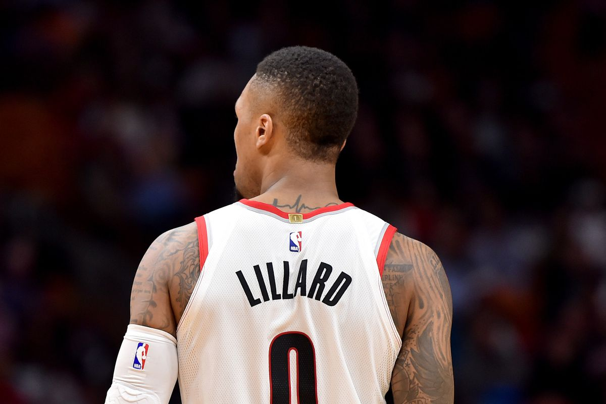 Blazers Guard Damian Lillard Selected As Nba All Star Game Reserve