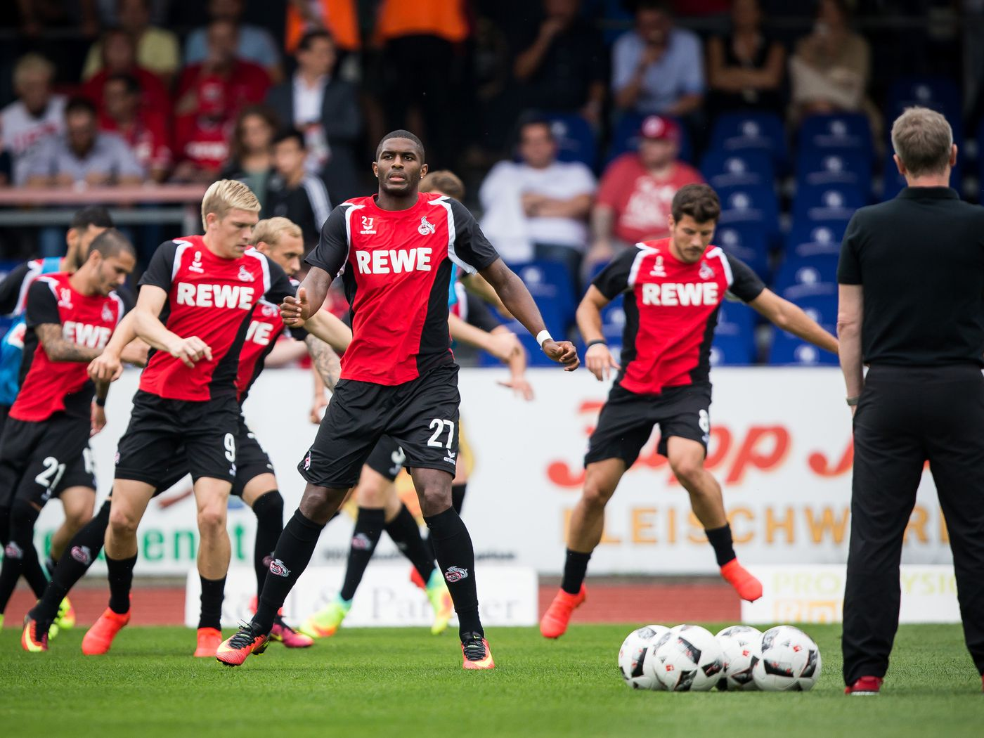 Five Questions About Fc Koln The Short Fuse