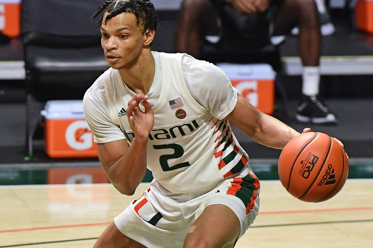 NCAA Basketball: Jacksonville at Miami-Florida