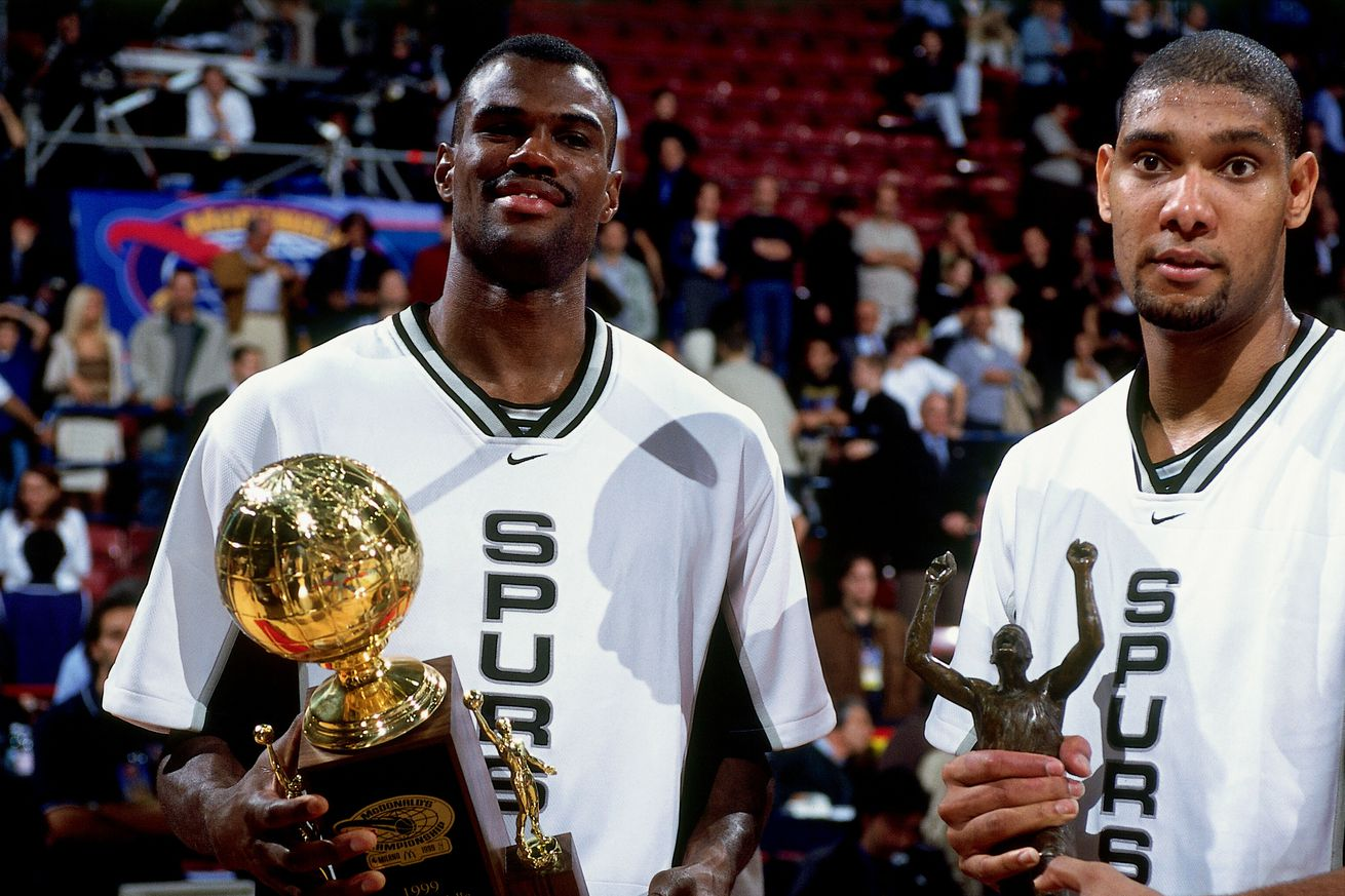 1999 Mcdonald's Championships - Vasco Da Gama v San Antonio Spurs