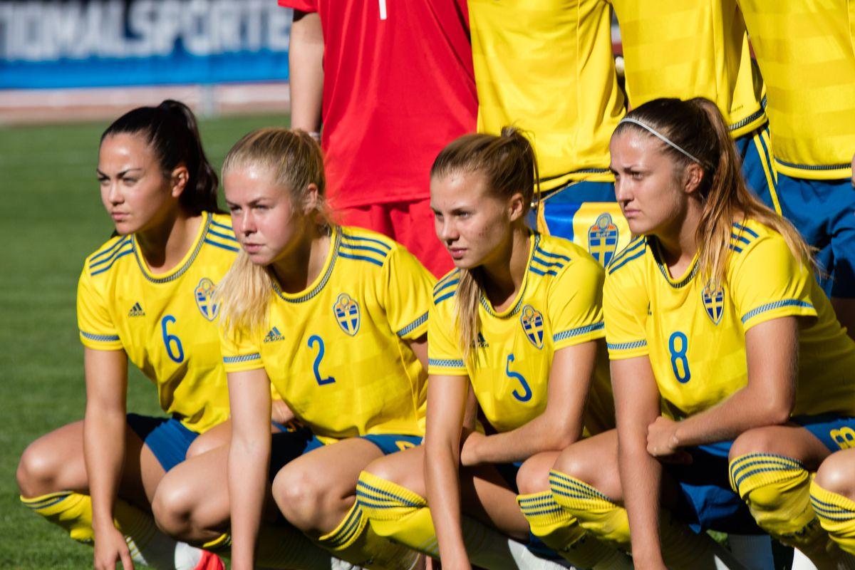 Sweden U20 Women's v Germany U20 Women's - International Friendly