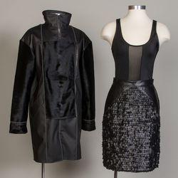 Paone's award-winning designs.