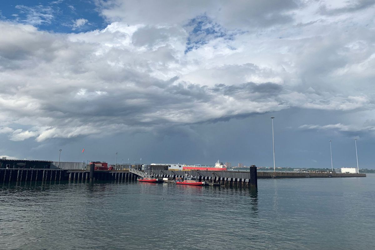 Homeport Pier