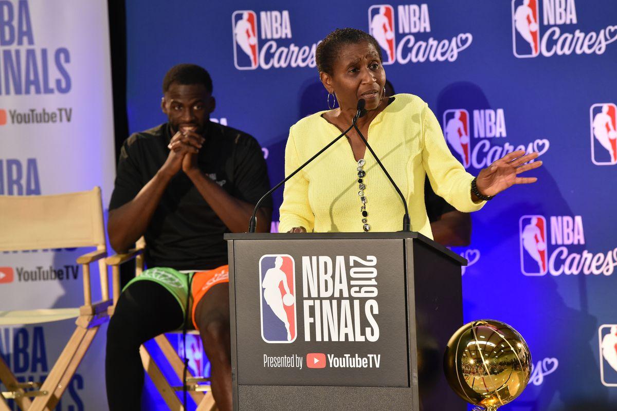 2019 NBA Finals Cares Events