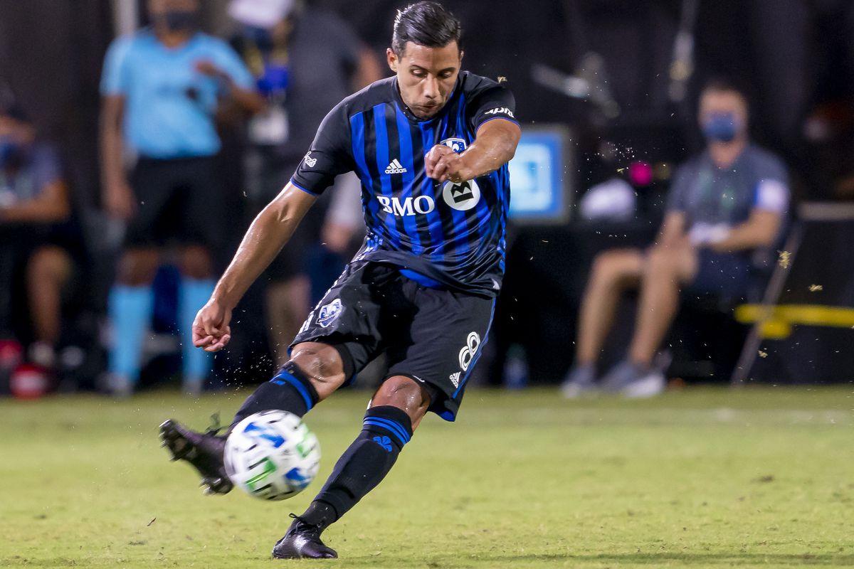 SOCCER: JUL 21 MLS - Montreal Impact v DC United