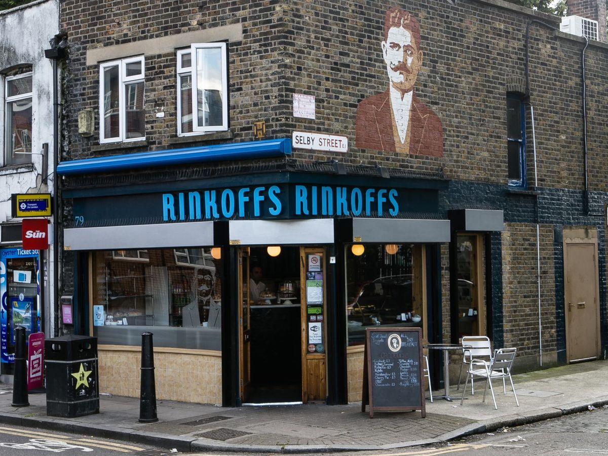 London Critics Circle award nominated film Disobedience takes place at London bakery Rinkoffs