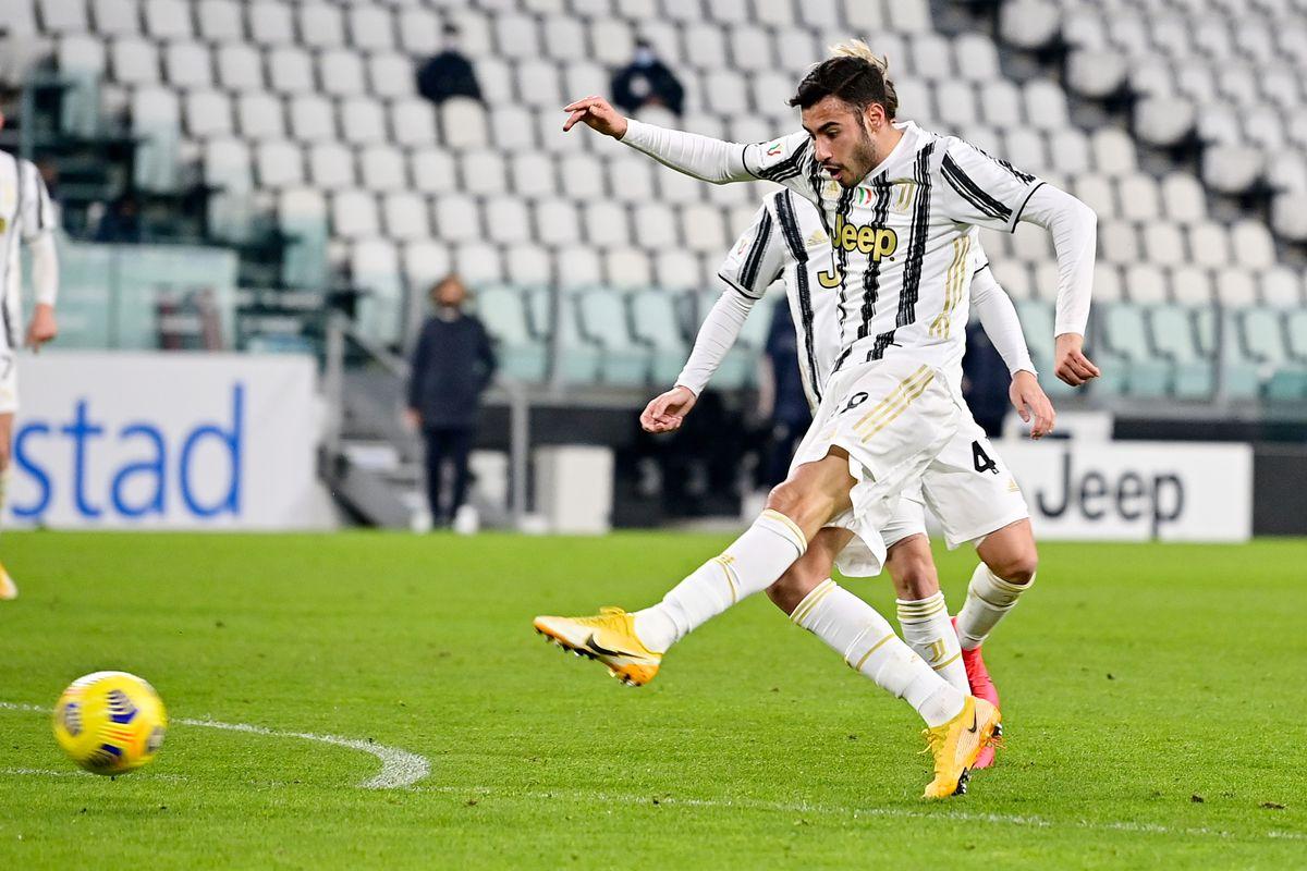 Juventus v Spal - Italian Coppa Italia