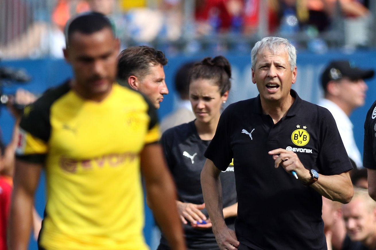 Dortmund Match Preview: BVB take on a stubborn Eintracht Frankfurt side