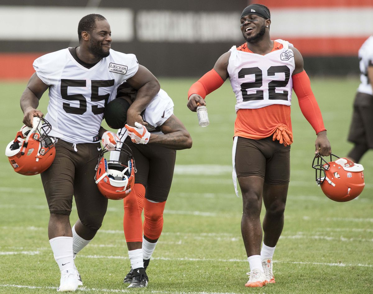 Cleveland Browns Linebackers