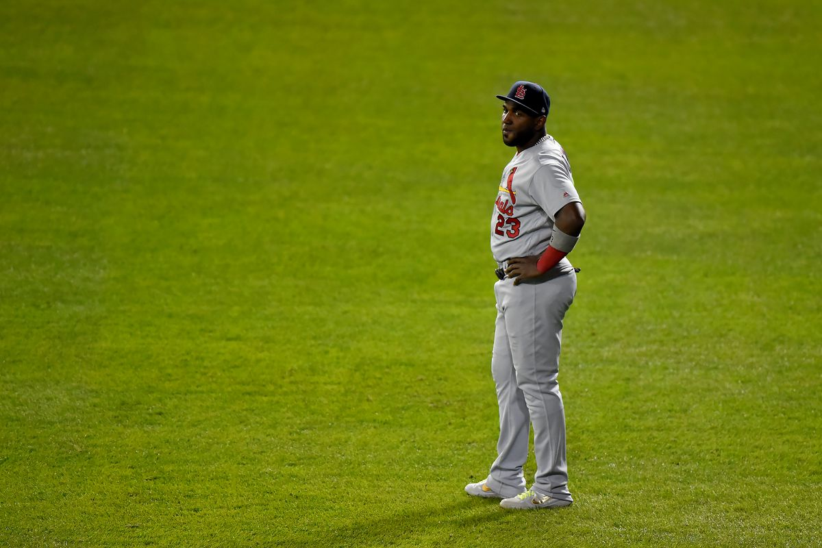 Marcell Ozuna declined the Cardinals' Qualifying Offer - A Hunt and Peck