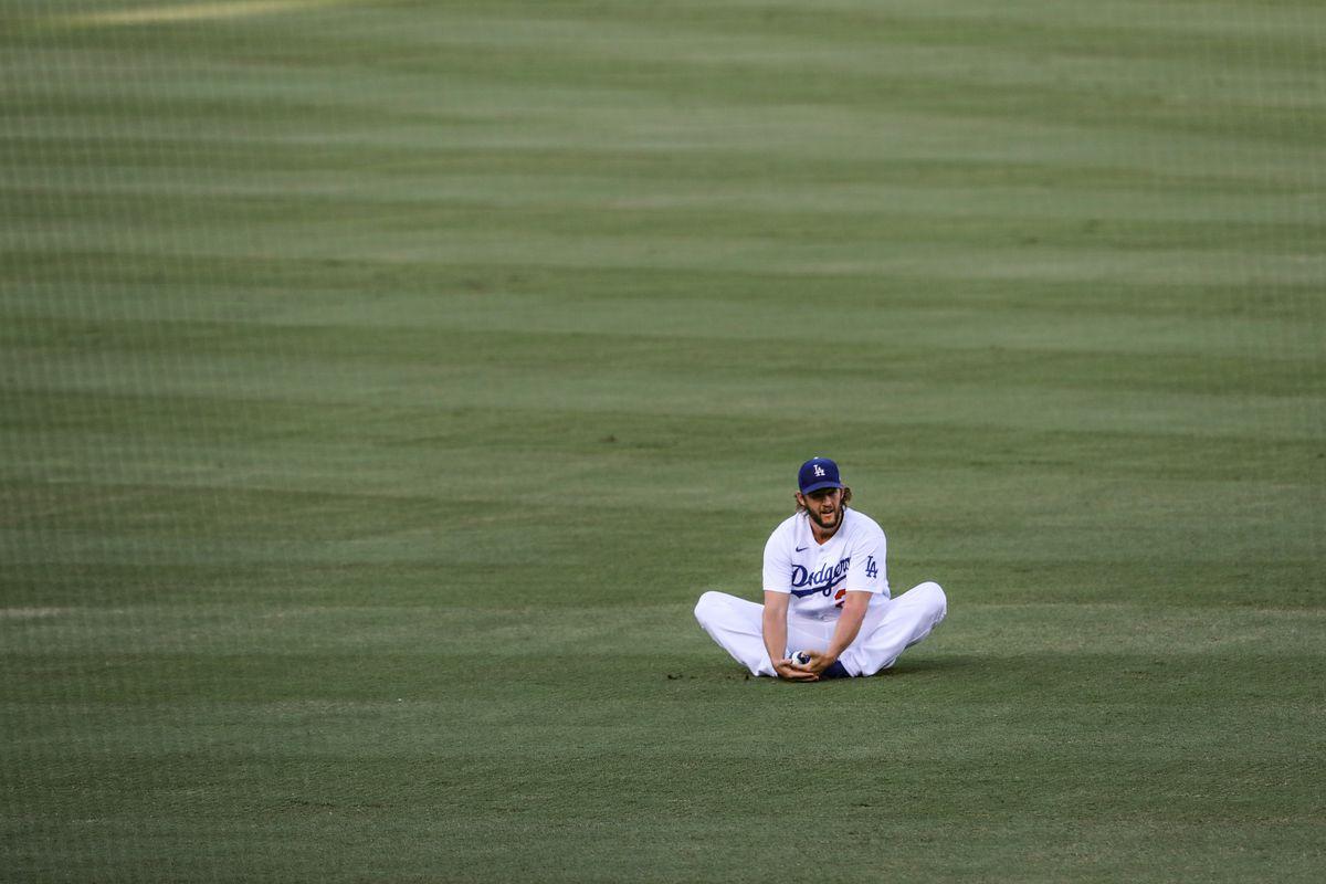 MLB: SEP 03 Diamondbacks at Dodgers